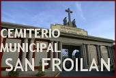 Cemiterio Municipal San Froilán