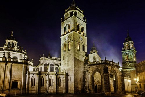 Fotograf&iacute;a de la catedral de Lugo
