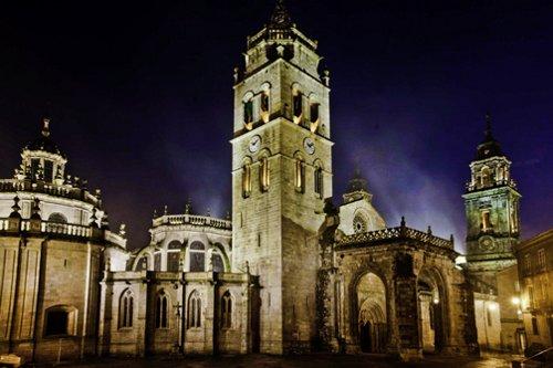 Fotografía de la catedral de Lugo