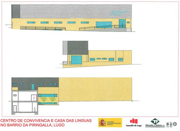 Centro de Convicencia-Casa das Linguas